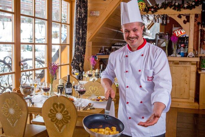 Szymaszkowa Karczma-Restauracja