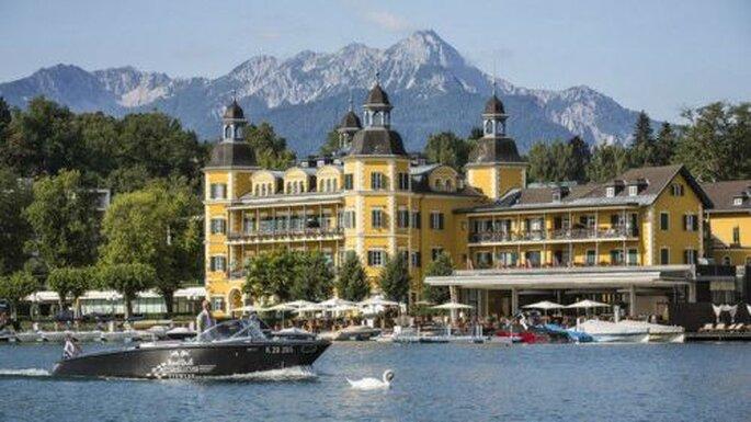 Schlosshotel Falkensteiner