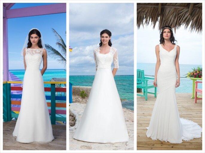 Sincerity Bridal Kollektion 2014 - genau das Richtige für Romantikerinnen