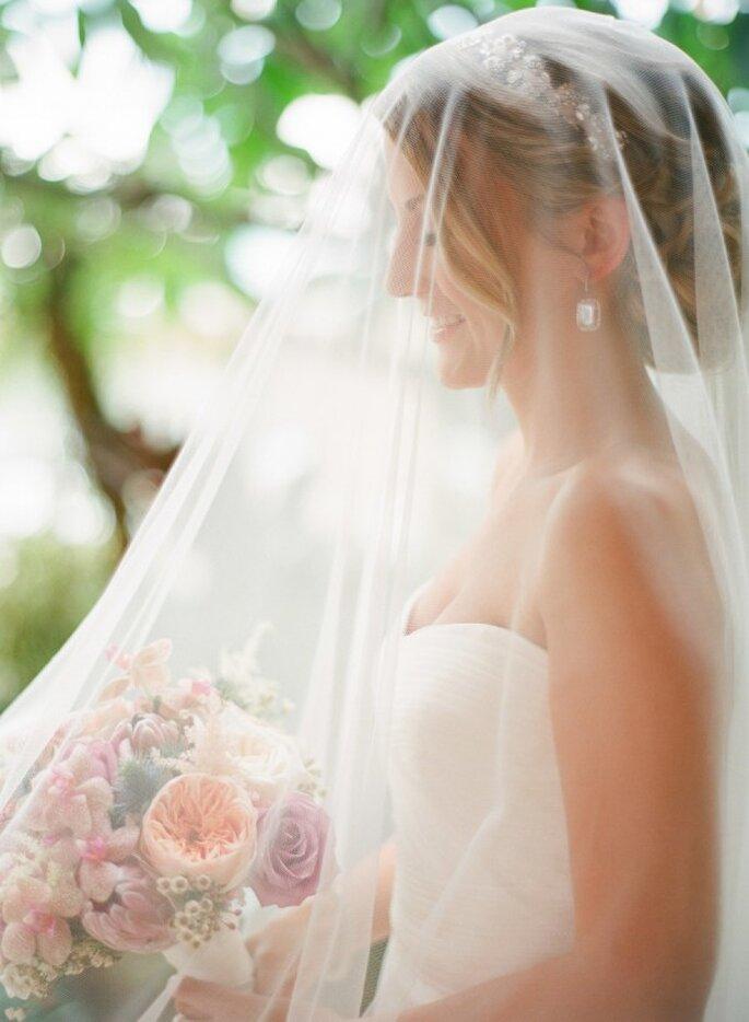 Cómo ser la novia más feliz del mundo - Justin De Mutiis Photography
