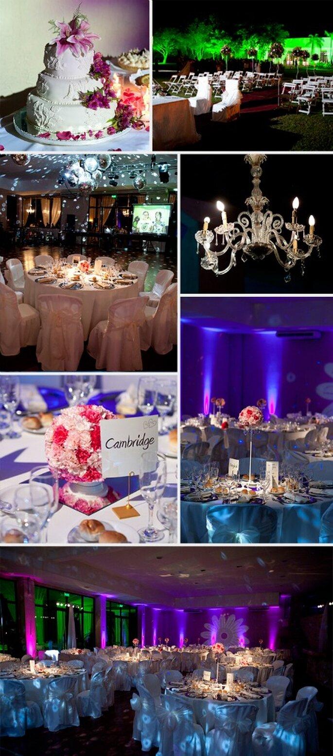 Real Weddings: Boda de Luci y Guille - Fotos: Walter Carrera