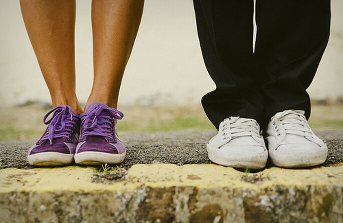 Pour combattre le stress du mariage, rien de tel que de faire un peu tde sport ! - Photo: Pedro Lampertti - AlfaMas Producciones