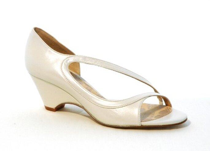 Chaussures de mariée Enepe 2011 - Modèle Neus
