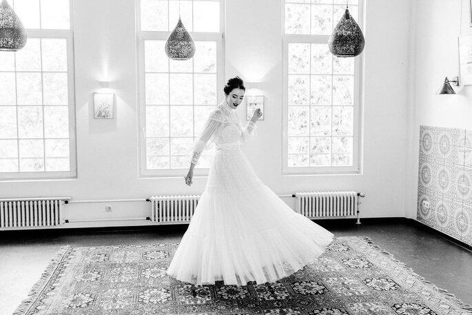 Frida Kahlo inspiriertes Hochzeitsshooting