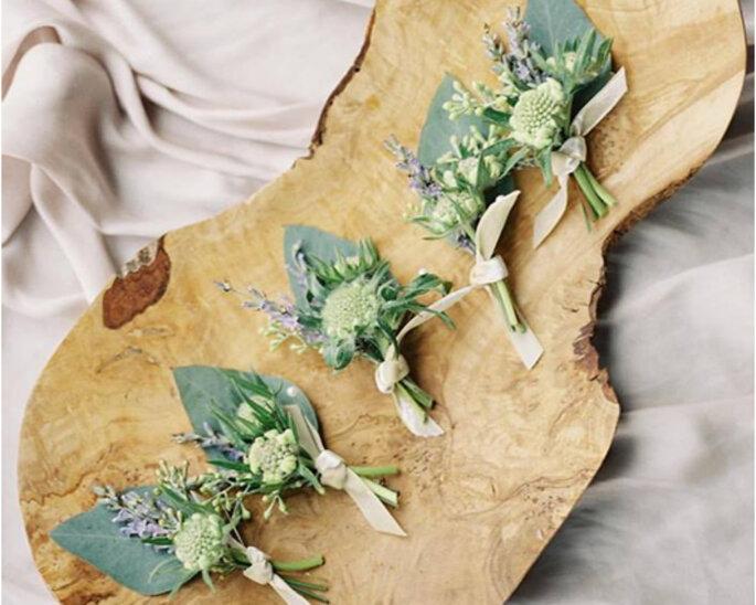 Hana Flores con diseño