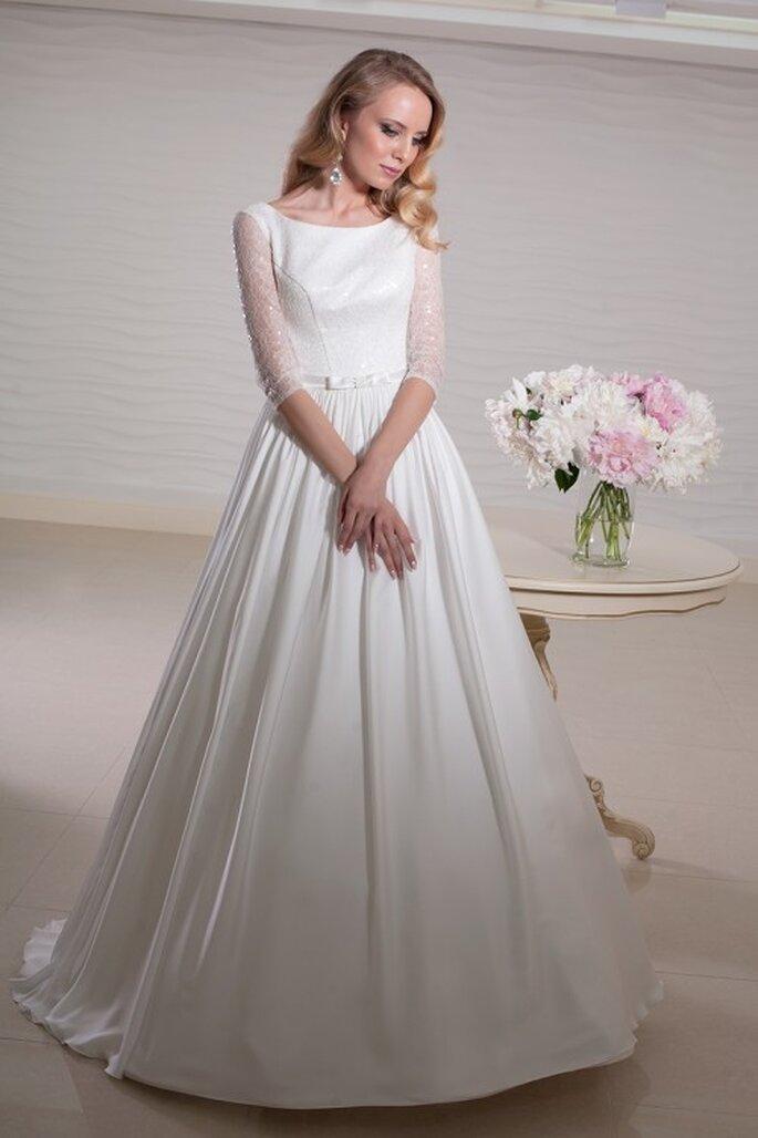 Robe de mariée Oksana Mukha 2014 - Modèle Fernanda