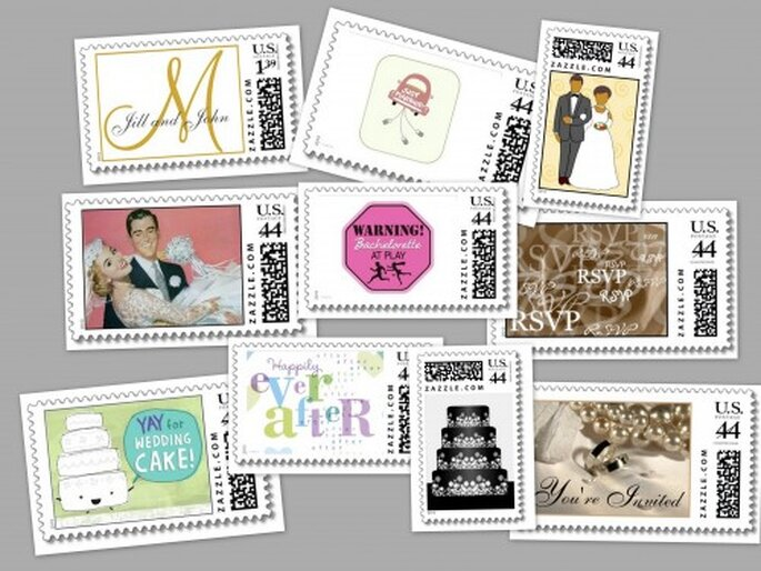 Stamps from Zazzle.com