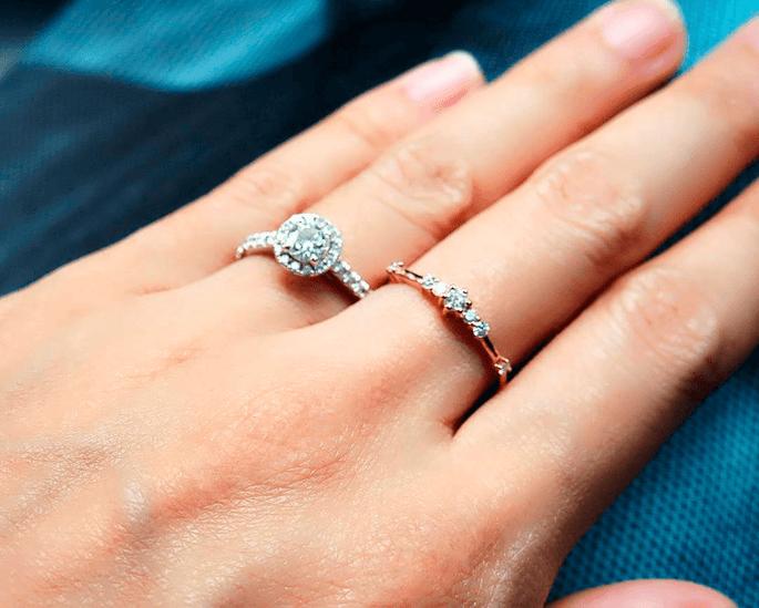 Matrimony Rings joyería Ciudad de México