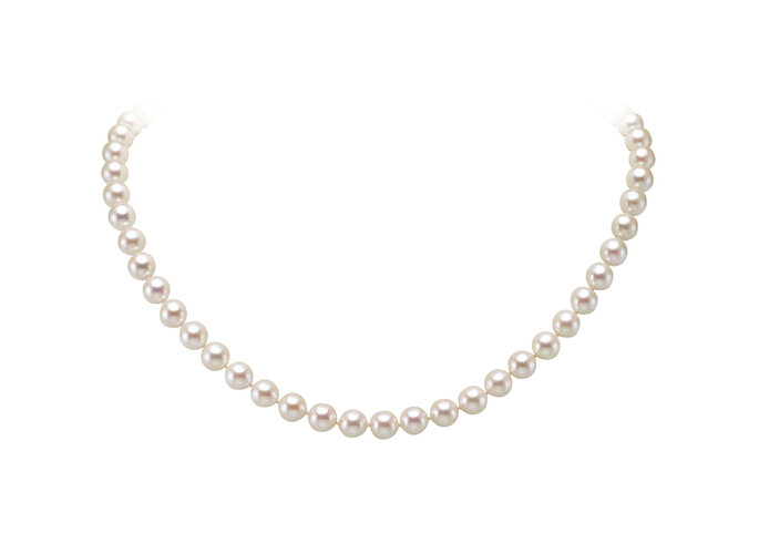 Collier de perles, Or du Monde