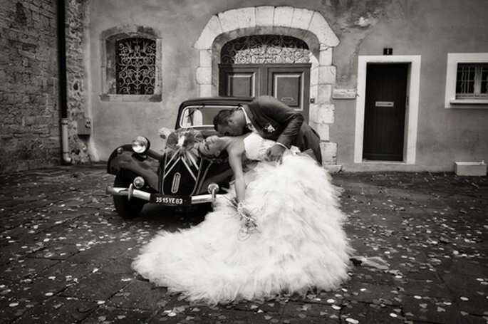 Real Wedding Adeline et Julien - Photo : Emmanuel Cebrero