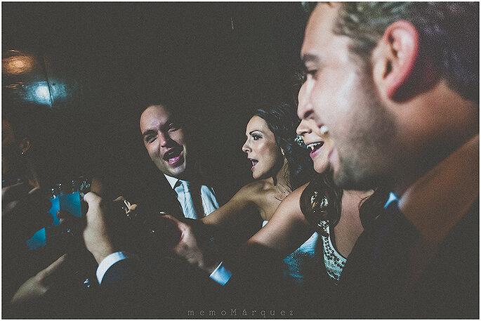 ¿Cómo ser la invitada de boda más fotografiada? - Memo Márquez