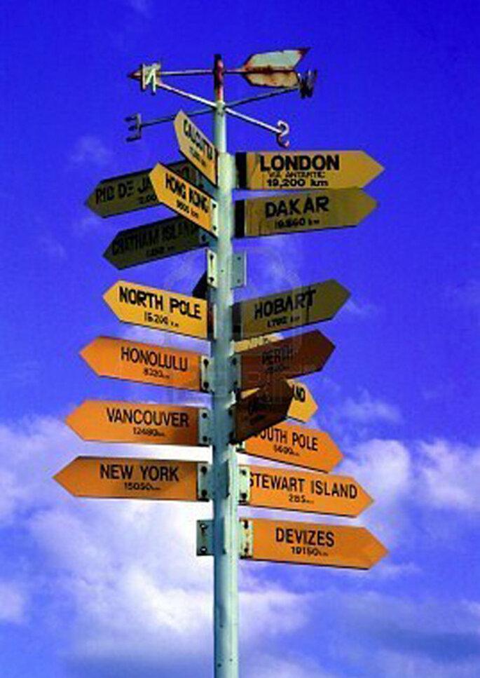 ¿No sabéis qué destino escoger? En Viajes Niágara os ayudan a crear el viaje de novios ideal. Foto: Viajes Niágara