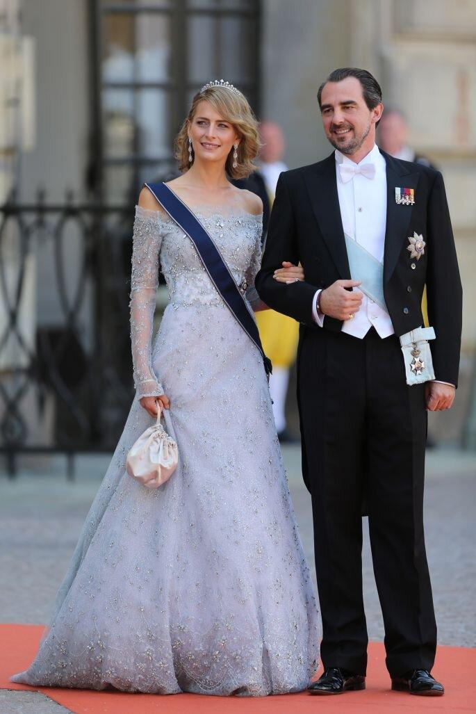 Príncipes Nicolás y Tatiana de Grecia. Créditos: Gtres Online