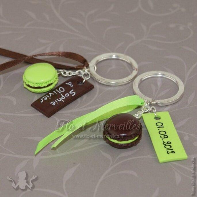 Cadeaux d'invités originaux et gourmands - Photo : Flo et Merveilles