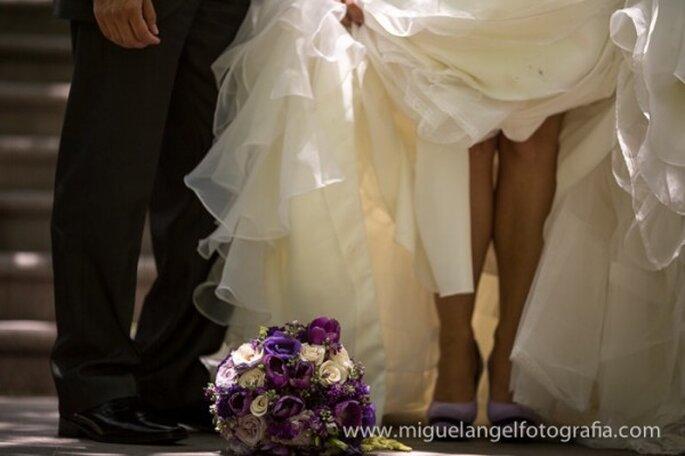 Cómo tener la boda perfecta - Foto Miguel Ángel