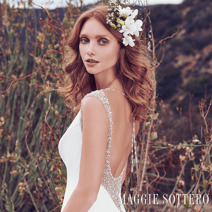 Evangelina.  Maggie Sottero: Cordelia Collection.