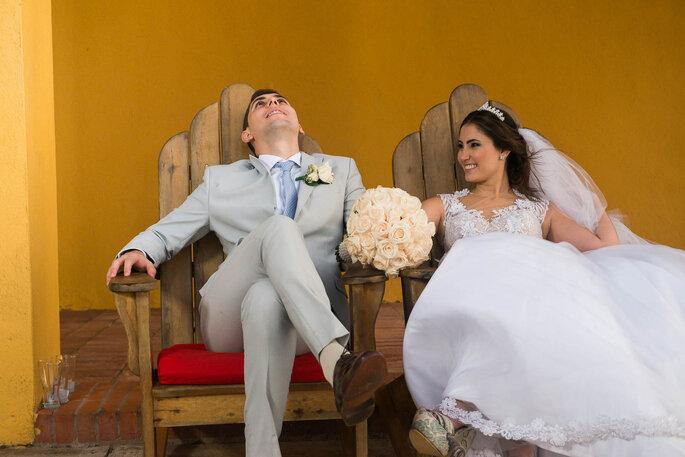 Éstas son las cosas que temes preguntar a tu novia sobre la boda