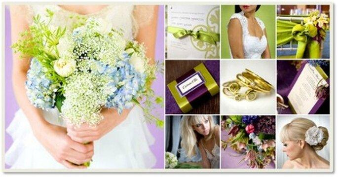 Boda romántica. Fotos de La Vie Photograpgy grup The Junebug Weddings Team