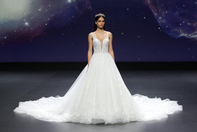 Abiti da sposa Demetrios 2021 principessa