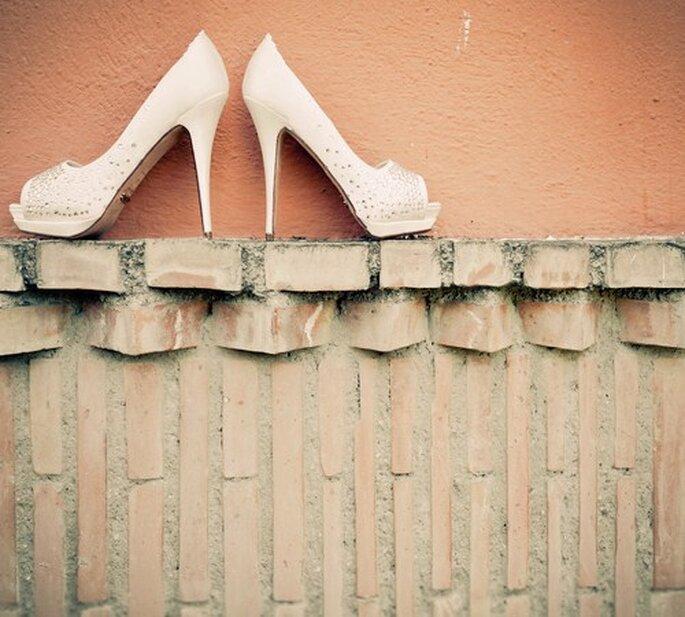 Mit ein paar Tricks tanzen Sie auf High Heels die Nacht durch – Foto: adrian tomadin