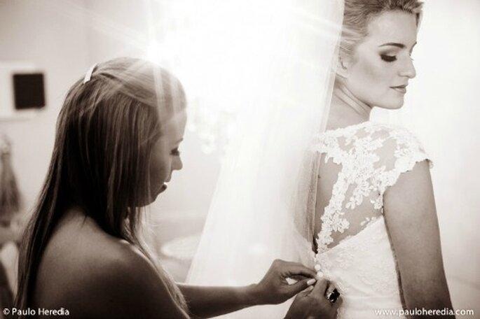 Stress de prendre du poids entre 2 essayages de robes de mariée : on gère ! - Photo: Paulo Heredia