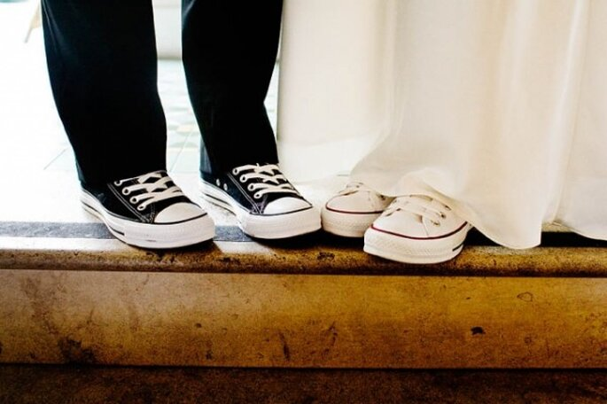 Tu novio se verá genial con Converse - Foto Anna Kuperberg