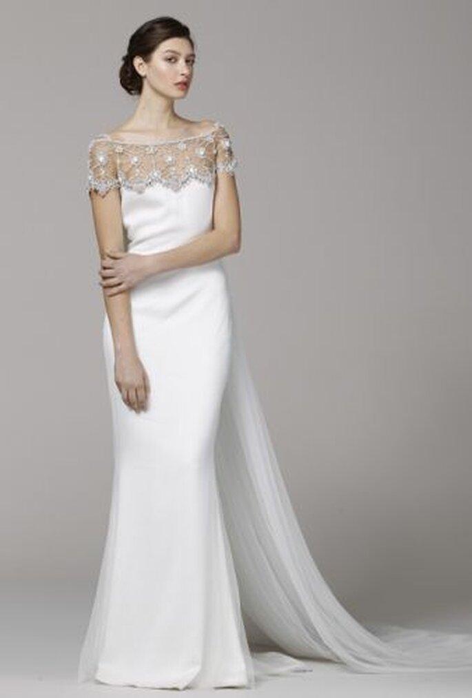 Marchesa Spring 2013 Wedding Gown
