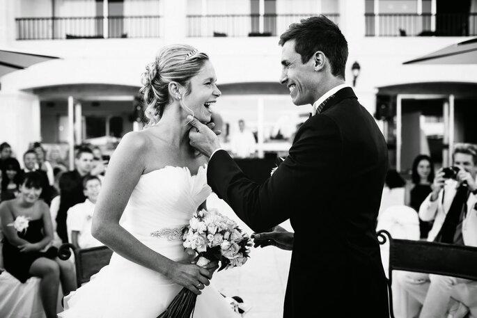 Ces détails que les mariés oublient (trop) souvent lors de l'organisation du mariage. Photo :Coralie Polack