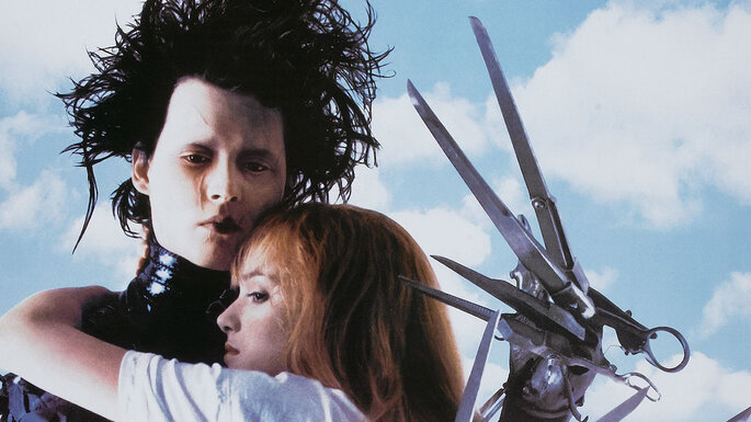 Foto: Edward Scissorhands