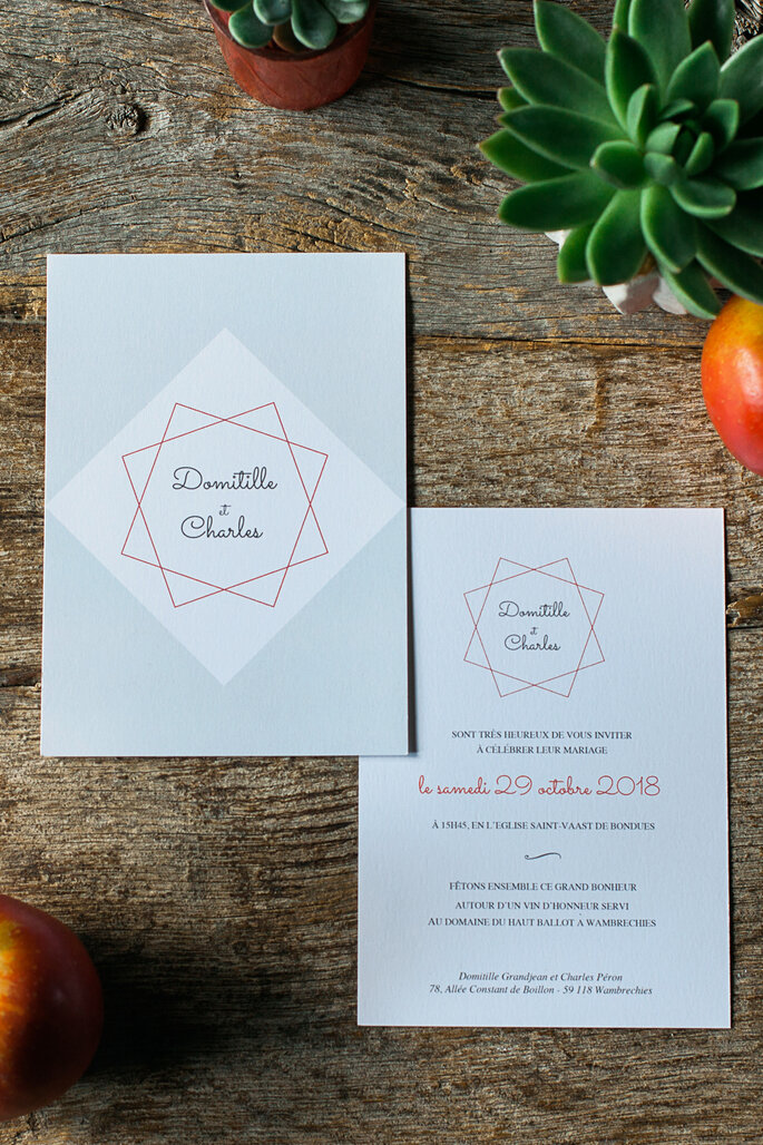 Domitille et Charles/Event Paper