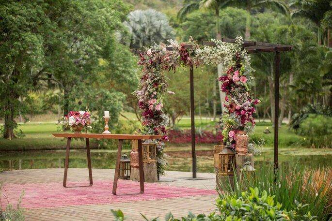 Lago Buriti - 10 espaços para casamento no Rio de Janeiro