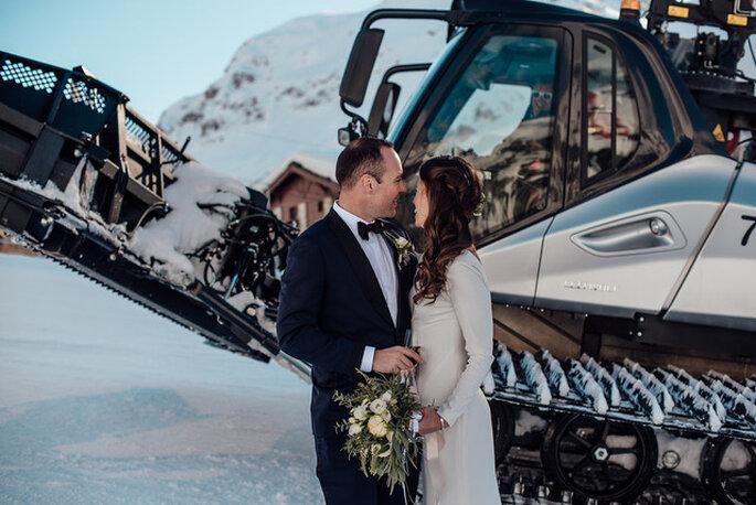 Les Photophores à la montagne - Wedding Planner - Mariage à la montagne