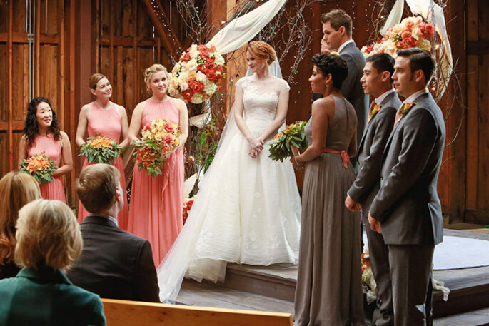 Grey's Anatomy via Brides