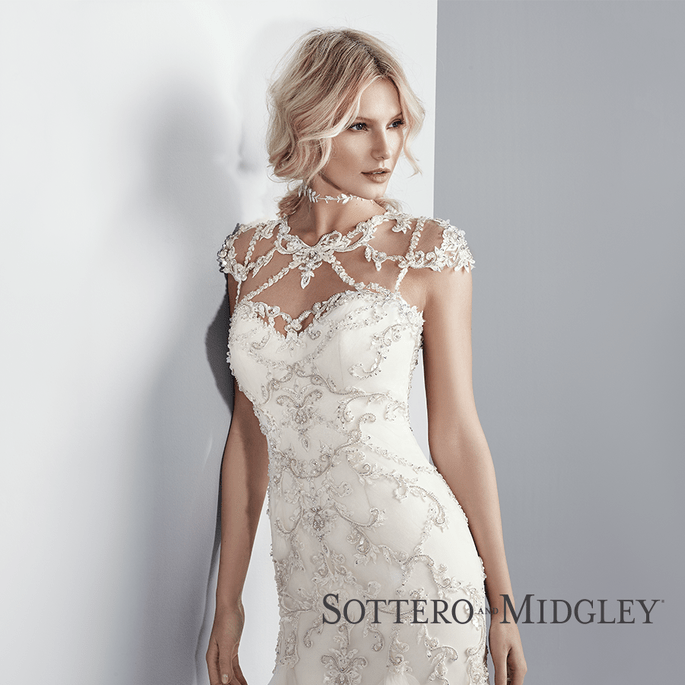 Grayson. Sottero and Midgley: Arleigh Collection