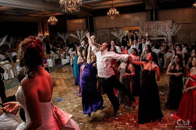 Elige la fotografía de boda artística y haz de tu boda una ceremonia única - Foto Arturo Ayala