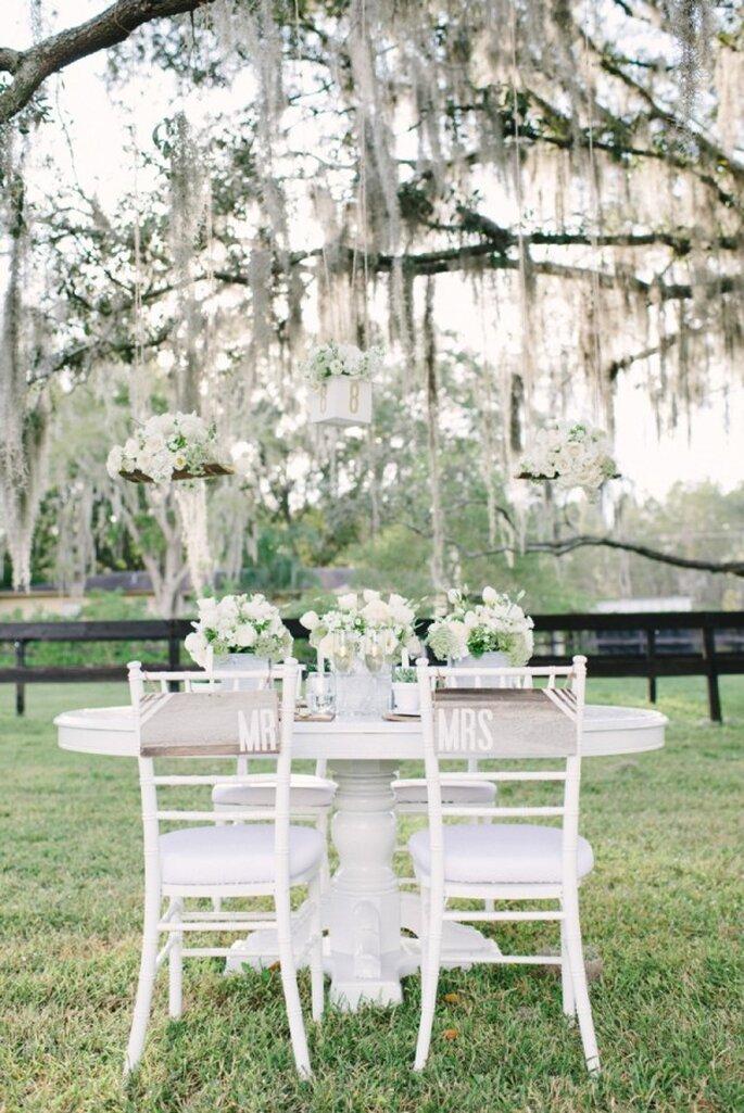 La mejor de mis bodas y otros secretos - Foto Rustic White Photography