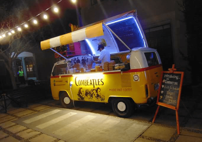The Combeatles Foodtruck Chile