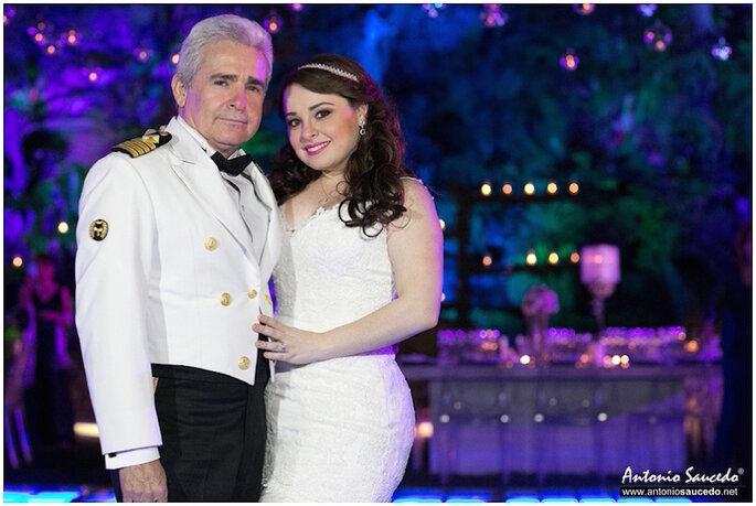 Real Wedding: La boda de Leslie y Luis en Hacienda de Cortés - Antonio Saucedo