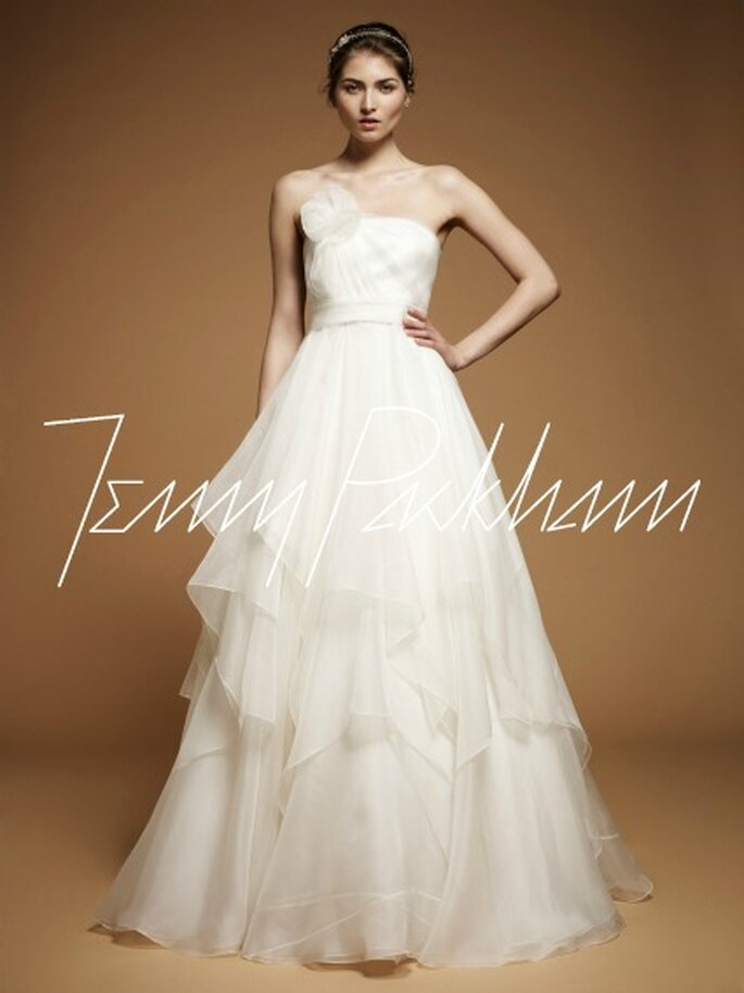 Jenny Packham Bridal Collection 2012 Mod.Peony