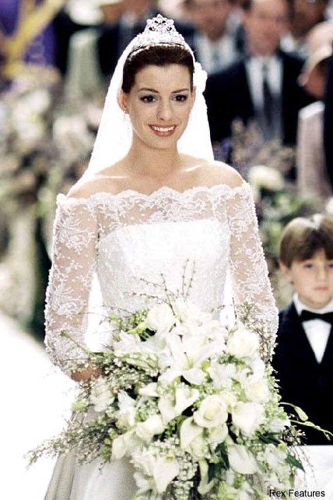 The 15 Most Beautiful Wedding Dresses from Movies We All ...