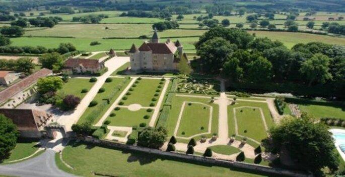 Louez le Château de Beauvoir pour votre mariage ou pour un séjour