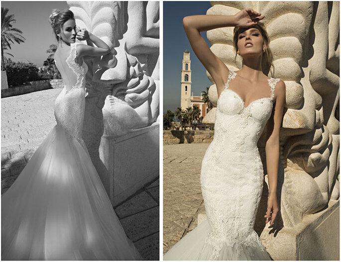 Collezione Galia Lahav 2015 - modello Odette