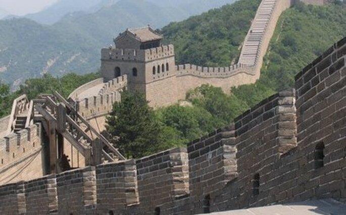 ¡Déjate asombrar por la Gran Muralla!