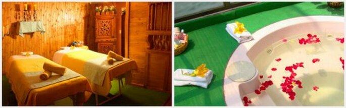 Eco Spa del Hotel Boutique Casa Blanca. Foto: www.ecospaluxuryhotels.com