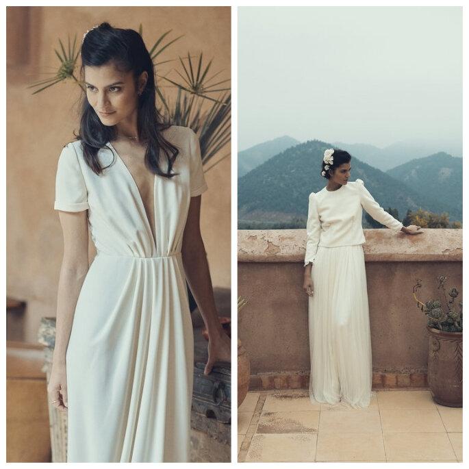 8cefe042858 Les créateurs de robes de mariée à Paris les plus en vogue