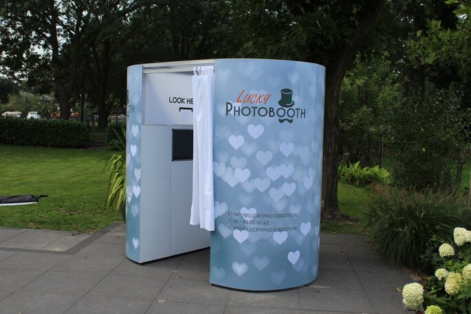 Foto: Lucky Photobooth