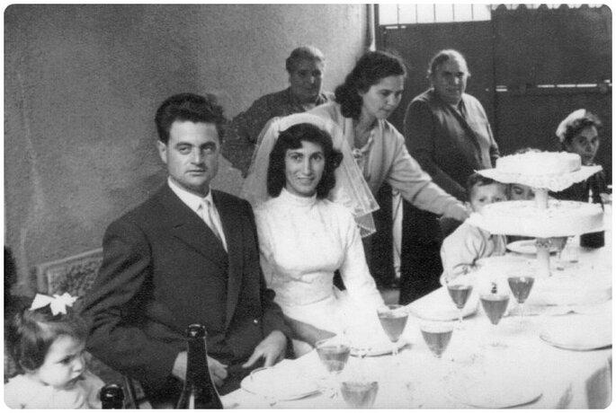 matrimonio anni '50