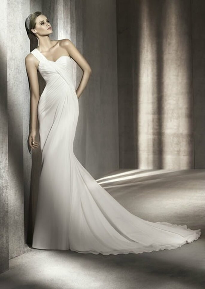 7 robes de mariée inspiration greco-romaine 2012