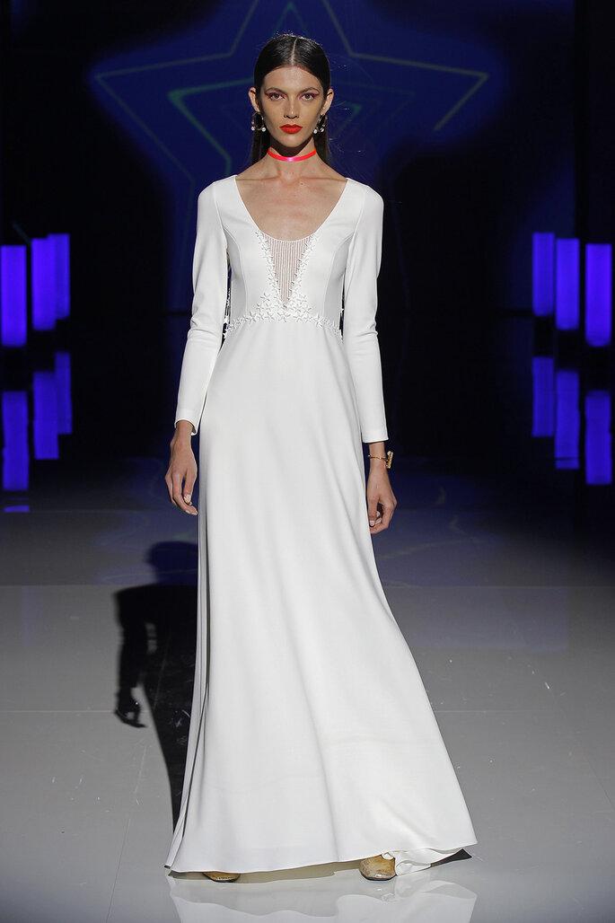 Vestidos de novia 2019.