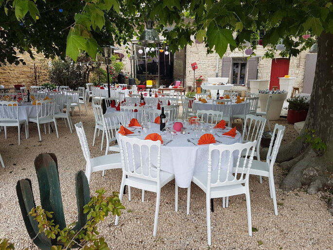 Garden Party Locations - Location pour mariage - Provence